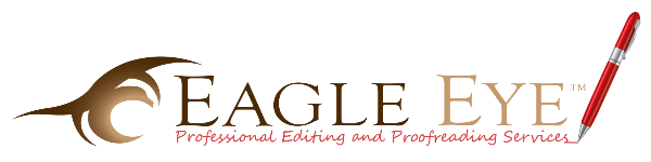 Eagle Eye Professional Editing and Proofreading Services